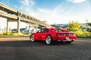 Ferrari 348 5k Wallpaper