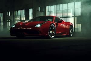 Ferrari 458 2018