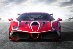 Ferrari 488 Challenge Evo 2020