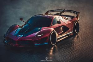 Ferrari 4k Latest Wallpaper