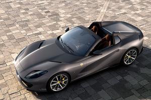 Ferrari 812 GTS 2019 5k