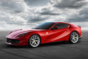 Ferrari 812 Superfast 2018 5k