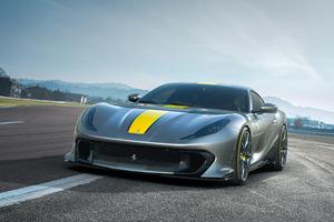 Ferrari 812 Superfast Versione Speciale V12