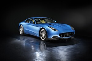 Ferrari Berlinetta Lusso Wallpaper
