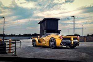 Ferrari Car 4k