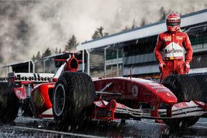 Ferrari F2004 Michael Schumacher