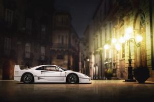 Ferrari F40 4k