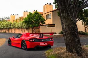 Ferrari F50 GT 1996 Wallpaper