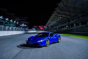 Ferrari F8 Tributo 2019 5k New Wallpaper