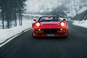 Ferrari Gto 583 5k Wallpaper