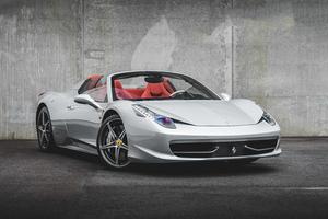 Ferrari Italia 458 5k Wallpaper