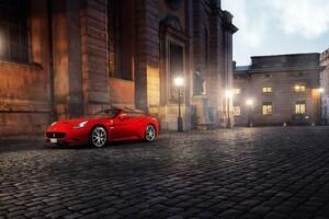 Ferrari Italia 458 Street