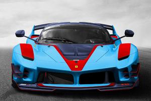 Ferrari LaFerrari FXX K Evo