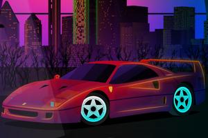 Ferrari Retro Park 5k