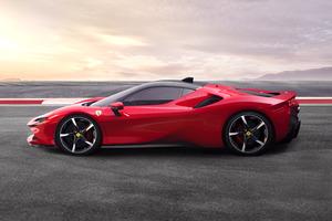 Ferrari SF90 Stradale Assetto Fiorano 2019 5k