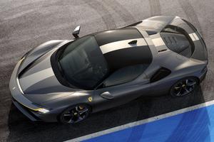 Ferrari SF90 Stradale Assetto Fiorano 2019