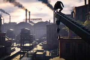 Ferris Ironworks Assassins Creed 4k