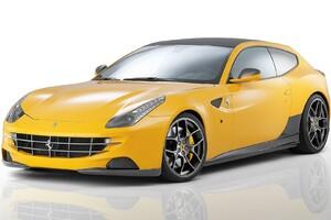 FF Ferrari Wallpaper