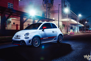Fiat 8k Wallpaper