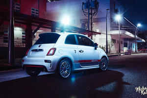 Fiat Rear 8k Wallpaper