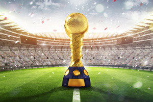 FIFA World Cup Russia 2018 Trophy
