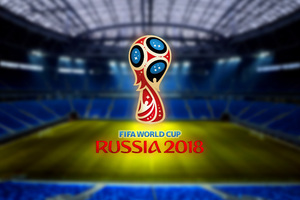 FIFA World Cup Russia 5k 2018 Wallpaper