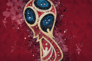 FIFA World Cup Russia Logo