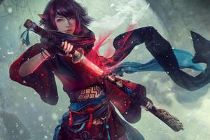 Final Fantasy Original Character 4k