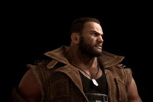 Final Fantasy VII Remake 2019 Barret 8k