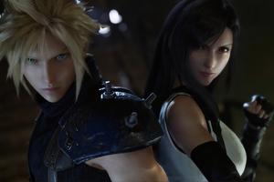 Final Fantasy VII Remake 2019 Wallpaper
