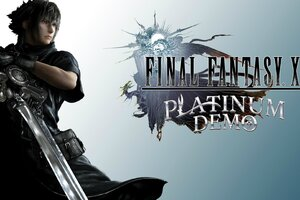 Final Fantasy XV Video Gane Wallpaper