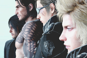 Final Fantasy Xv Windows Edition 2018 5k