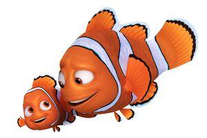 Finding Dory Nemo