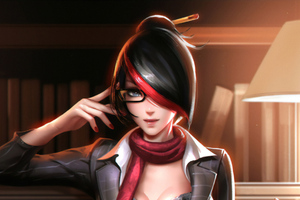 Fiora League Of Legends Fanart