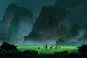 Firefly Valley