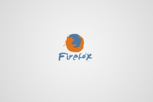 Firefox Browser Art Wallpaper