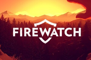 Firewatch Game Logo Wallpaper