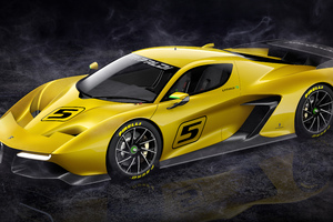 Fittipaldi EF7 Vision Gran Turismo Limited Edition 5k Wallpaper