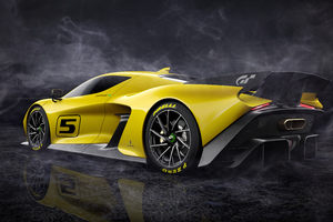 Fittipaldi EF7 Vision Gran Turismo Limited Edition Wallpaper