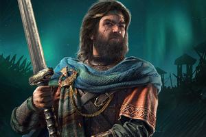 Flann Sinna High King Assassins Creed Valhalla 5k Wallpaper