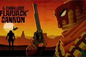 Flapjack Cannon Fortnite 4k Wallpaper