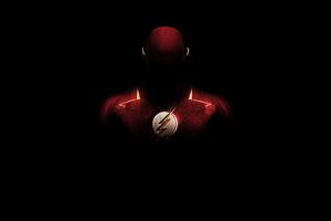 Flash Artwork 4k 2020