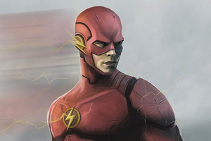 Flash Barry Allen Wallpaper