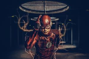 Flash Dc Hero