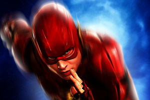 Flash Fastest Man Alive Wallpaper