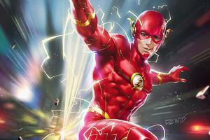 Flash Hero Wallpaper