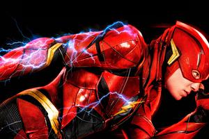 Flash Justice League 2017