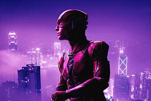 Flash Justice League 2020