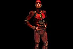 Flash Justice League 4k