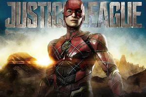 Flash Justice League Hero